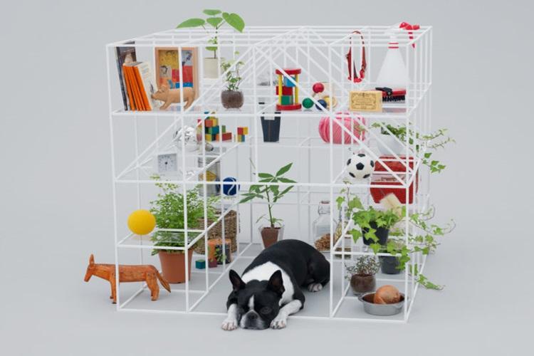 Japan House recebe projetos de arquitetura para cães - Construtora Laguna