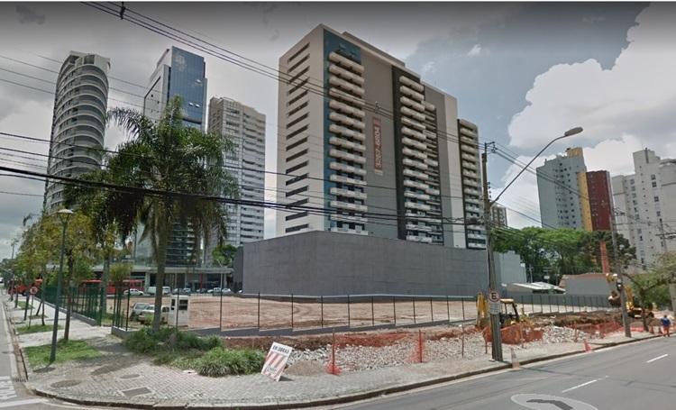 Laguna compra pedaço da antiga Garagem Moderna para erguer complexo de saúde - Construtora Laguna