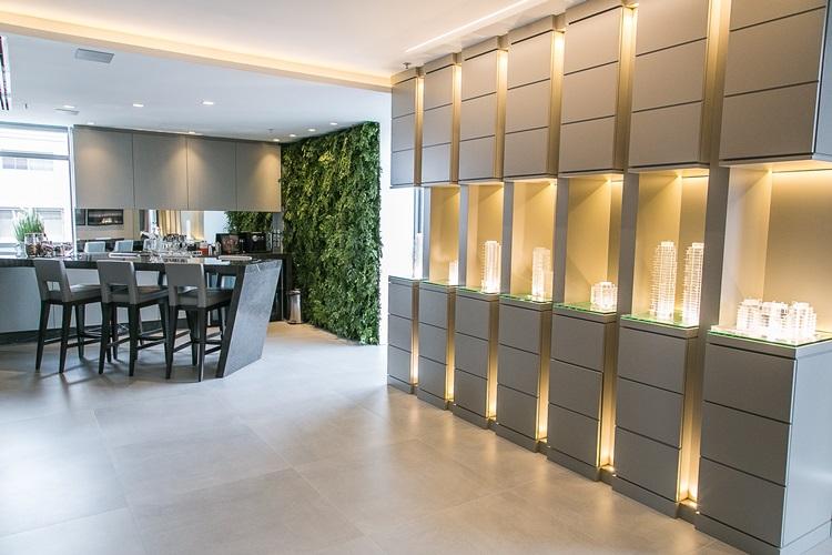 Laguna inaugura oficialmente Espaço do Cliente - Construtora Laguna