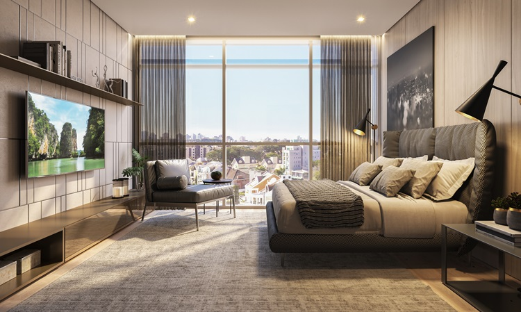 O que estará em alta na decoração de interiores em 2019 - Cores sóbrias -Construtora Laguna