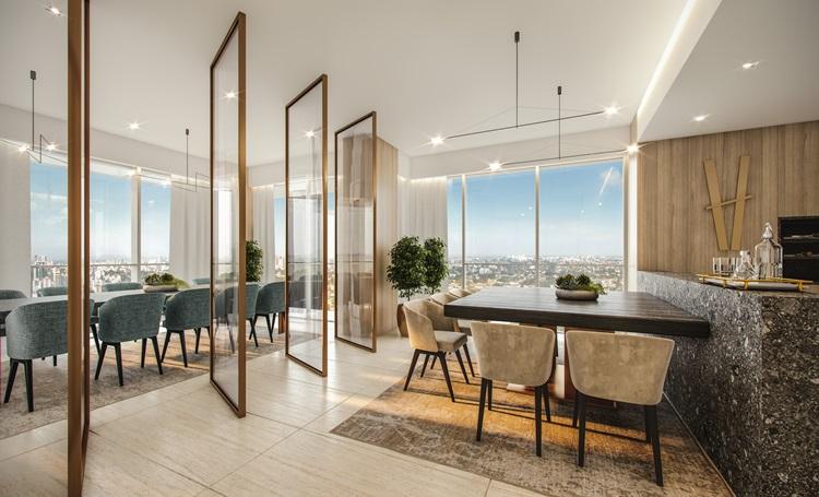O que estará em alta na decoração de interiores em 2019 - Vidro -Construtora Laguna