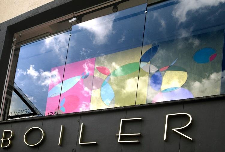 Principais galerias de arte contemporânea de Curitiba - Boiler - Construtora Laguna