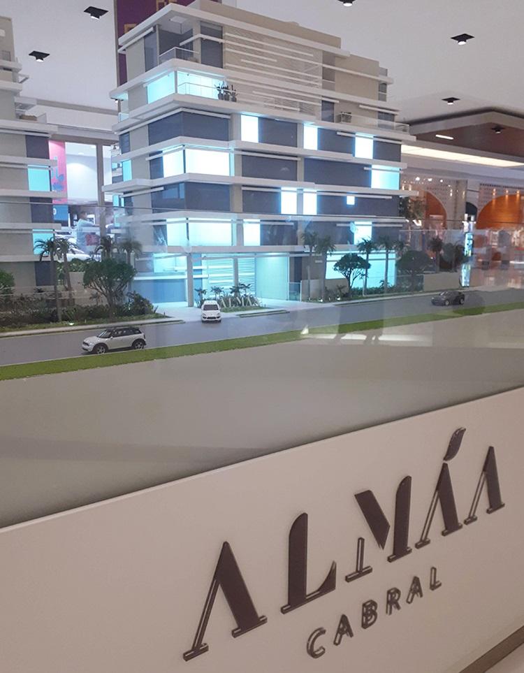 Shopping Mueller recebe Espaço ALMÁA Laguna - Construtora Laguna