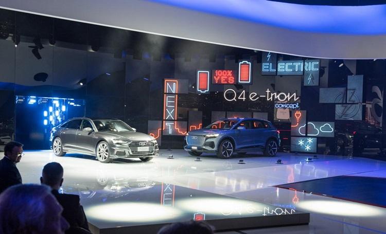 Carros elétricos são destaque em Salão do Automóvel de Genebra - Construtora Laguna
