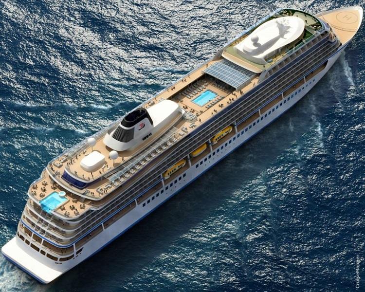 Destinos incríveis e estrutura de alto padrão. 5 luxuosos cruzeiros para conhecer - Viking Orion - Construtora Laguna