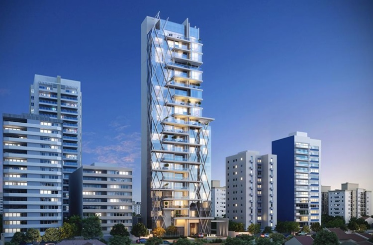 Laguna busca tornar Curitiba ainda mais bela e seus moradores mais felizes - LLUM Batel - Construtora Laguna