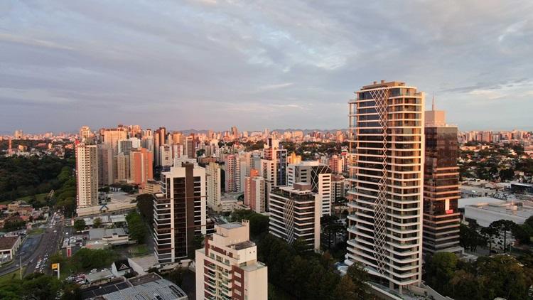 Laguna busca tornar Curitiba ainda mais bela e seus moradores mais felizes - MAI Home - Construtora Laguna