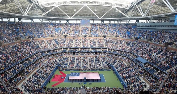 Campanha leva compradores do ALMÁA Cabral para o torneio de tênis US Open - Construtora Laguna