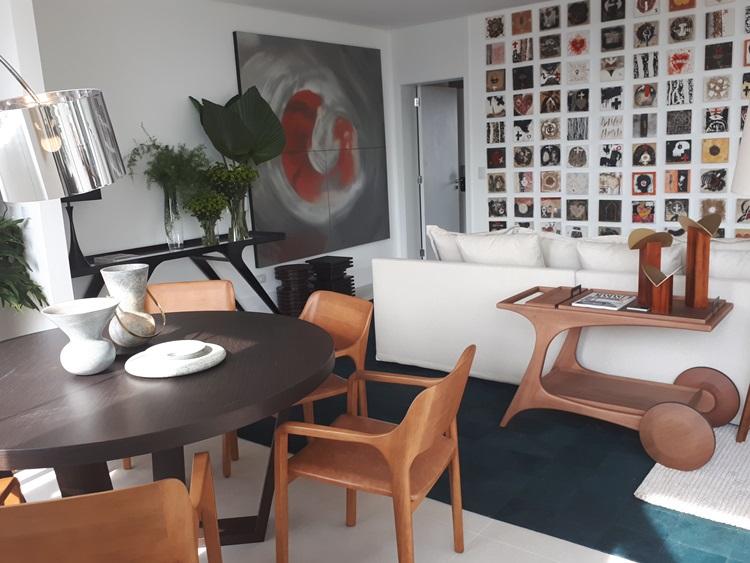 Composições de quadros para transformar ambientes - MAI Home - Construtora Laguna