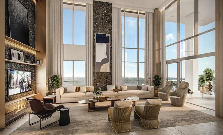 Composições de quadros para transformar ambientes - MAI Terraces - Construtora Laguna