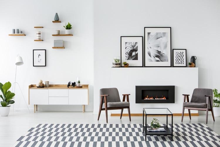 Composições de quadros para transformar sua casa - Construtora Laguna