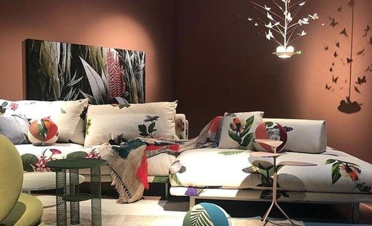 Destaques do Salão do Móvel de Milão 2019 - Moroso - Construtora Laguna