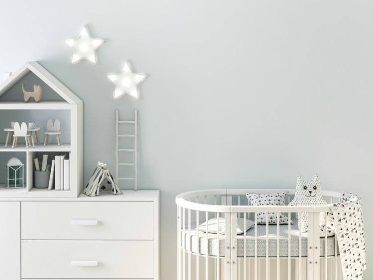 Berços para compor o quarto do seu bebê - Construtora Laguna