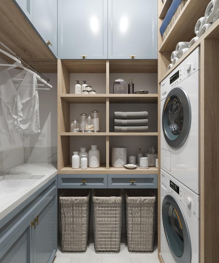 Como decorar a lavanderia - Construtora Laguna