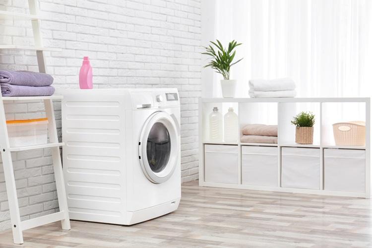 Como decorar a lavanderia de forma funcional - Construtora Laguna
