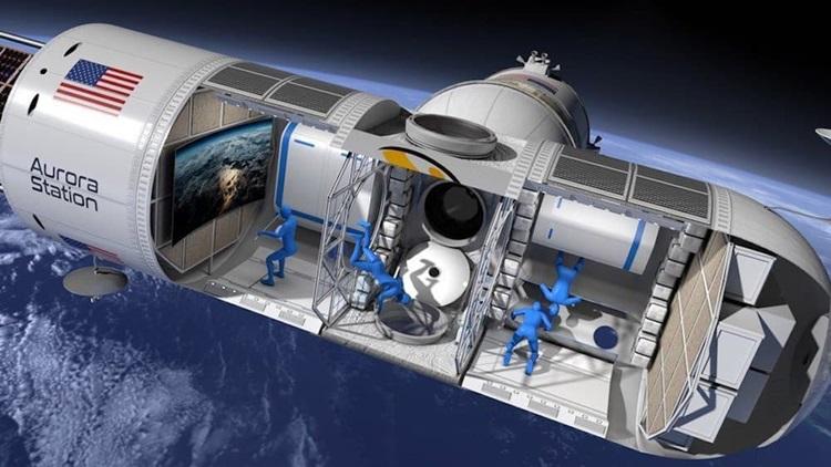 Já é possível fazer reservas no primeiro hotel de luxo do espaço - Construtora Laguna