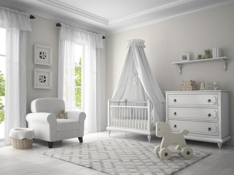 Modelos de berços para compor o quarto do seu bebê - Construtora Laguna