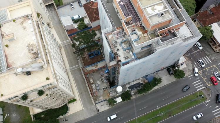Primeiro Por Dentro da Obra ROC Batel - Abril 2019 - Construtora Laguna