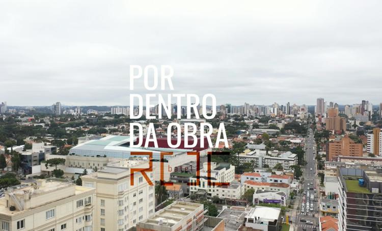 ROC Batel Por Dentro da Obra - Abril 2019 - Construtora Laguna