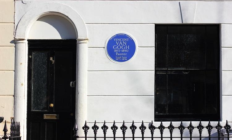 Casa onde Van Gogh morou, em Londres, se transforma em museu e ateliê - Construtora Laguna