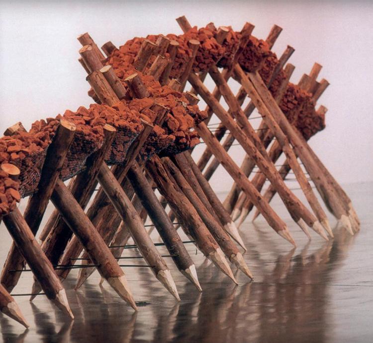 MON exibe exposição com materiais utilizados na construção civil - Construtora Laguna