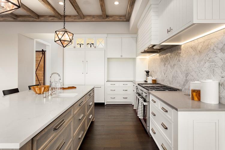 Veja como escolher o melhor material para a bancada da cozinha - Construtora Laguna