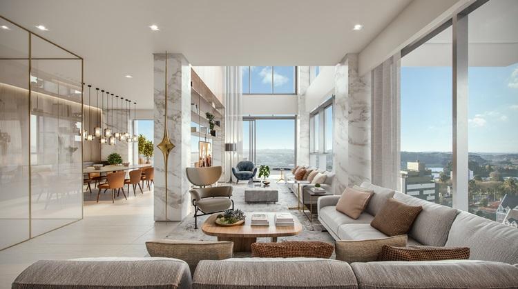 7 maneiras inovadoras de usar mármore na decoração - Construtora Laguna