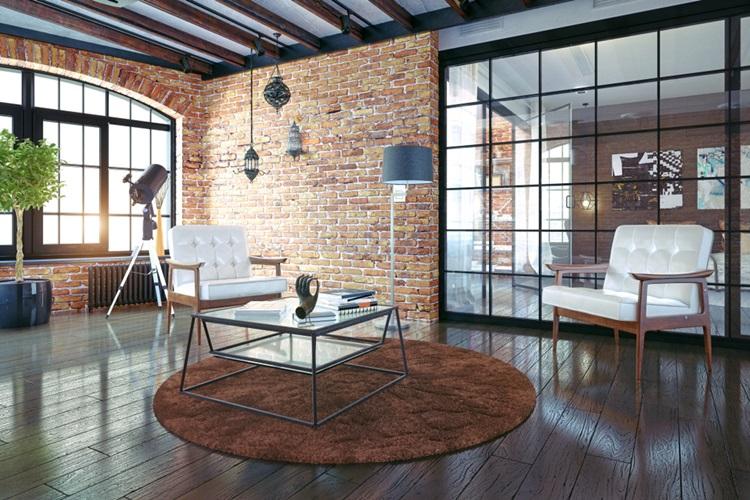 Inspirações de esquadrias compondo uma decoração contemporânea - Construtora Laguna
