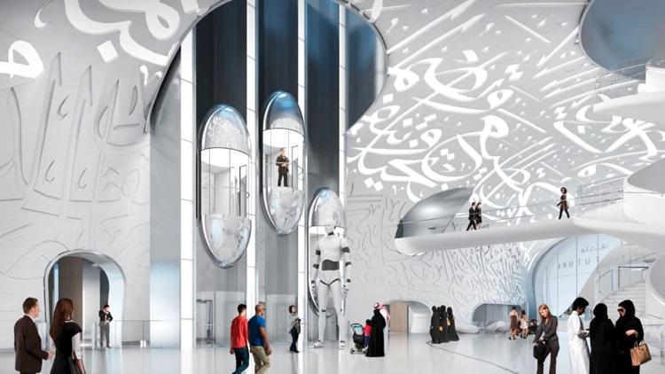 Museu do Futuro de Dubai alia sustentabilidade, tecnologia e arquitetura - Construtora Laguna