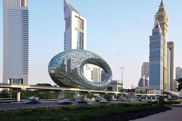 Museu do Futuro de Dubai, uma experiência que alia sustentabilidade, tecnologia e arquitetura - Construtora Laguna