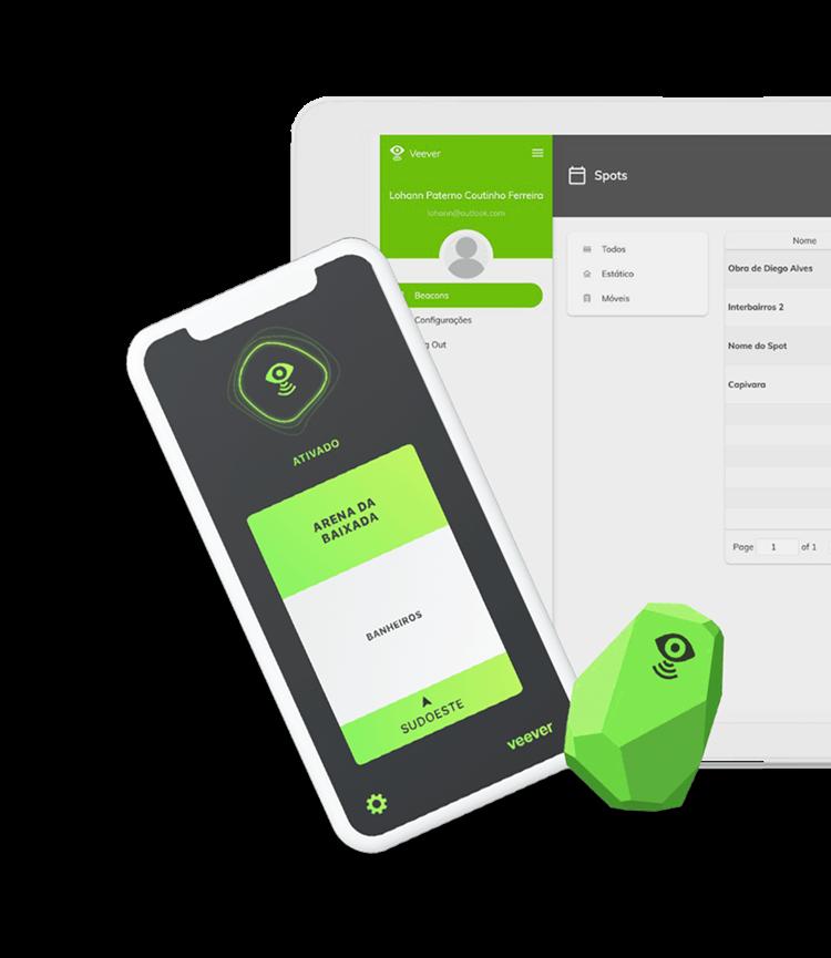 Startup cria aplicativo que ajuda deficientes visuais a se localizar na cidade - Construtora Laguna
