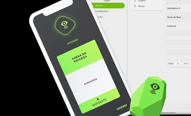 Startup cria app que ajuda deficientes visuais a se localizar - Construtora Laguna