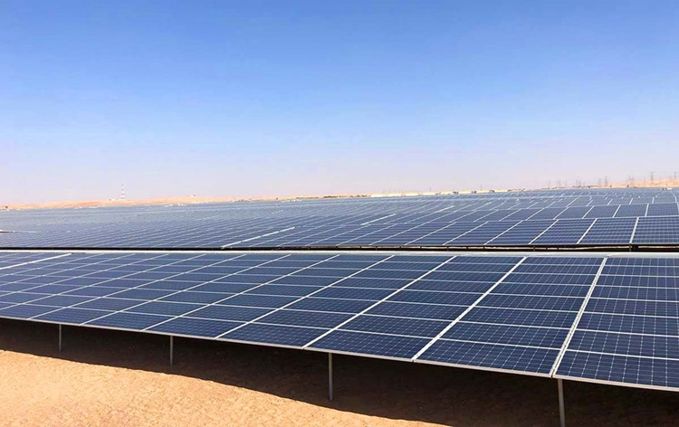 Emirados Árabes inauguram a maior fazenda solar do mundo - Construtora Laguna