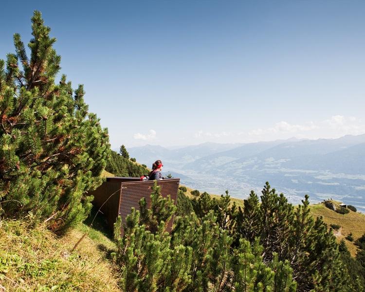 Mirantes arquitetônicos transformam a experiência de visitar os Alpes da Áustria - Construtora Laguna