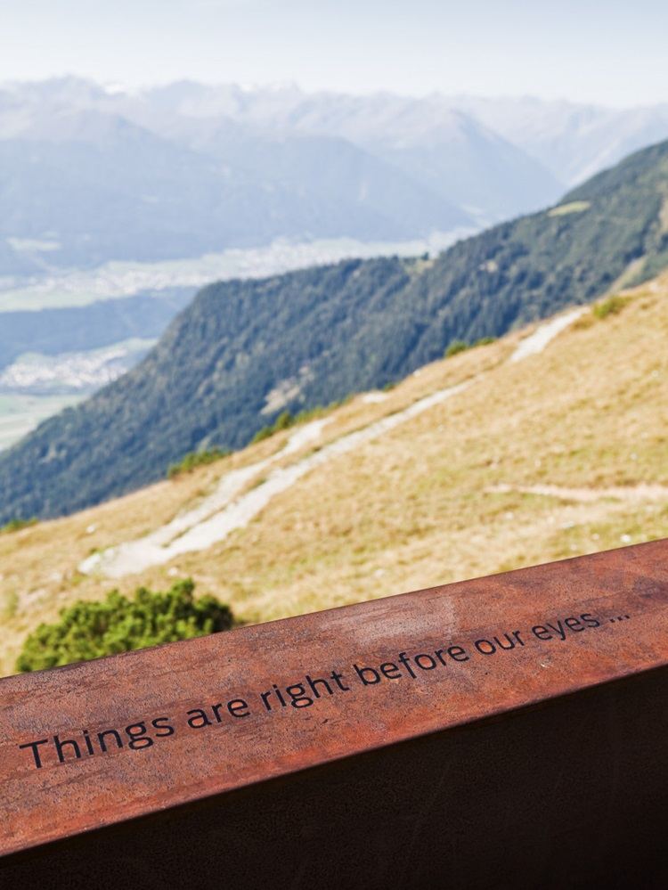 Mirantes transformam a experiência de visitar os Alpes da Áustria - Construtora Laguna