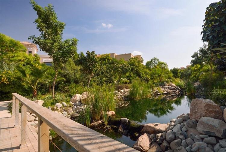 Ashjar at Al Barari, influência arquitetônica para o ALMÁA Cabral - Construtora Laguna