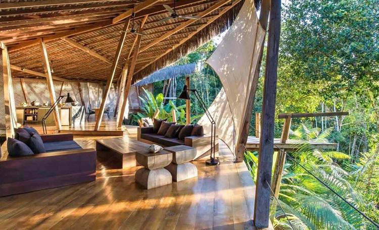 Glamping, 5 destinos brasileiros para acampar com glamour - Construtora Laguna