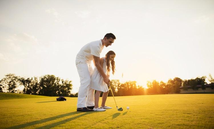 Melhore sua saúde praticando golfe - Construtora Laguna