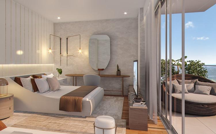 Sobreposição de tapetes conheça esta tendência da decoração - MAI Terraces - Construtora Laguna