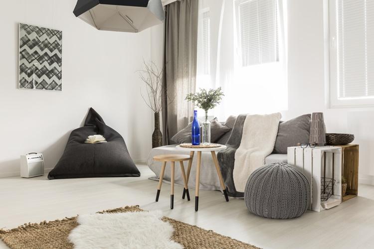 Sobreposição de tapetes, tendência da decoração - Construtora Laguna