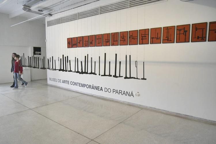 14ª Bienal Internacional de Arte Contemporânea de Curitiba - Construtora Laguna