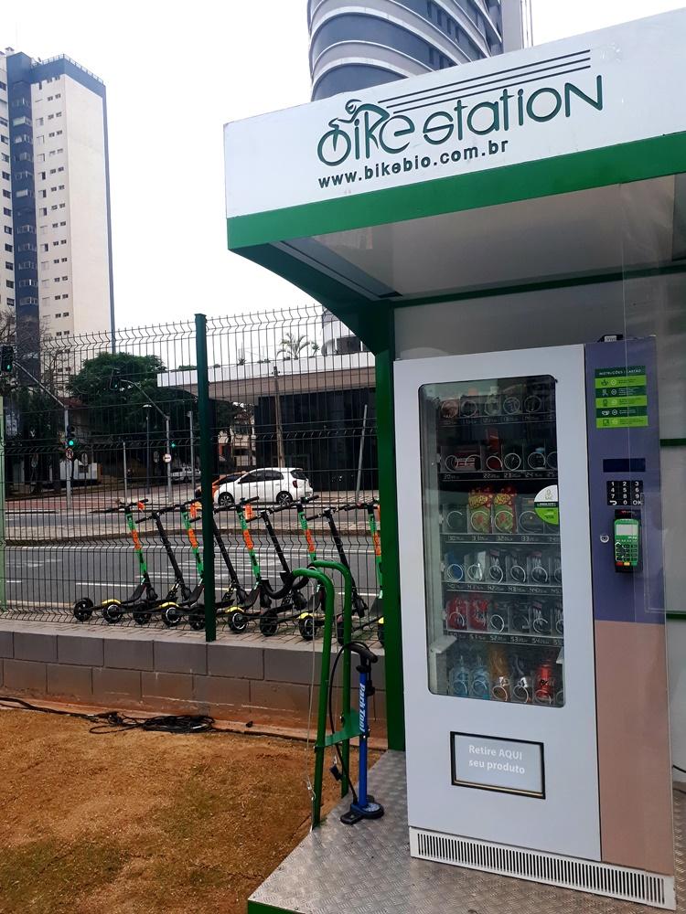 Bicicletas e patinetes elétricos compartilhados percorrem 160 mil km por mês na capital - Construtora Laguna