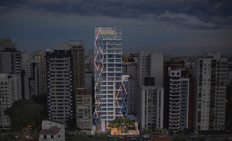 Comercialização de imóveis de luxo cresce 70% em Curitiba no último ano - LLUM Batel - Construtora Laguna