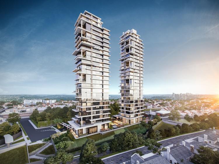 Comercialização de imóveis de luxo cresce 70% em Curitiba no último ano - MAI Terraces - Construtora Laguna