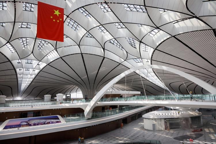 Maior terminal de aeroporto do mundo é inaugurado na China - Construtora Laguna