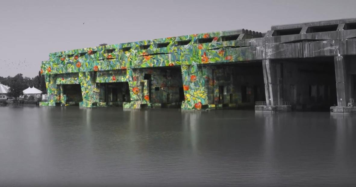 Maior museu de arte digital ficará em edifício da 2ª Guerra Mundial - Construtora Laguna