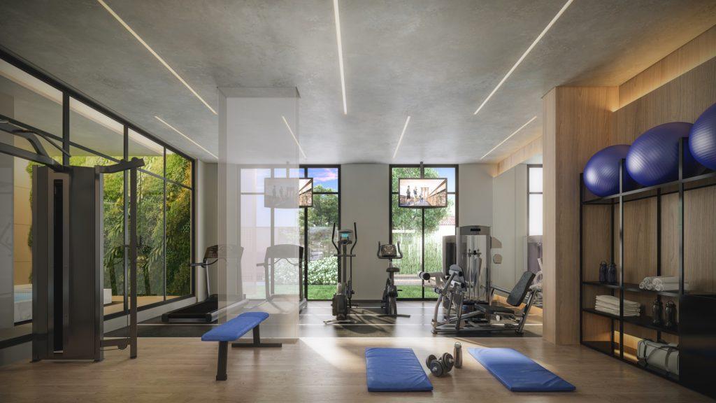 Aproveite da melhor forma a academia do seu condomínio - Construtora Laguna