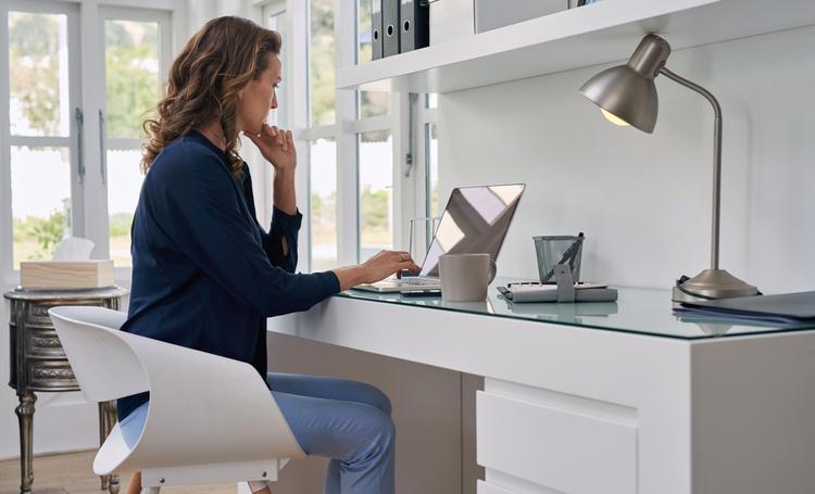 Home office dicas para trabalhar em casa - Construtora Laguna