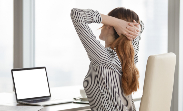 Ergonomia conceito e dicas para aplicar no home office - Construtora Laguna