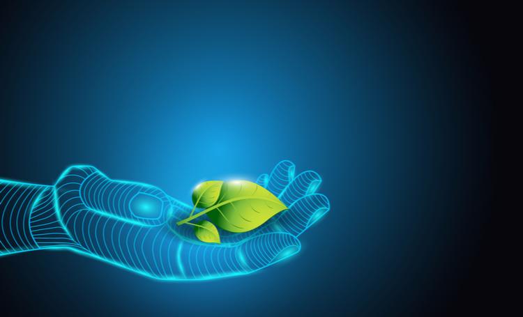 Cientistas criam folha artificial que transforma CO2 em energia - Construtora Laguna